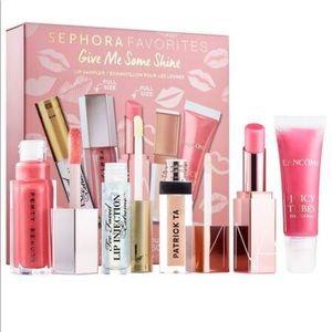 Sephora Give Me Some Shine Lip Set(New)